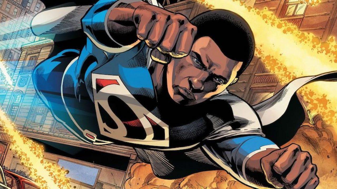 Próximo Superman pode ser interpretado por um ator negro