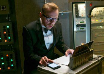 Simon Pegg em Missão: Impossível