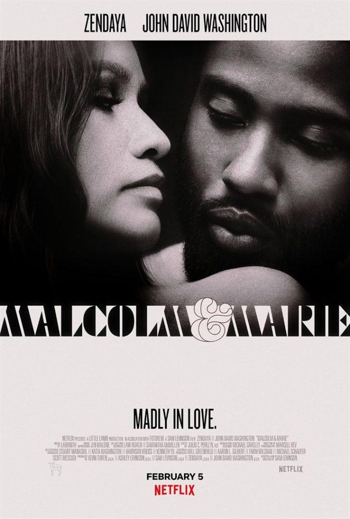 Malcolm & Marie [Crítica]