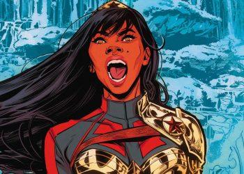 CW desiste de produzir a série Wonder Girl, a Mulher-Maravilha brasileira