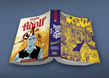 Ler é Bom, Vai! Recado a Adolf Vol. 2, de Osamu Tezuka