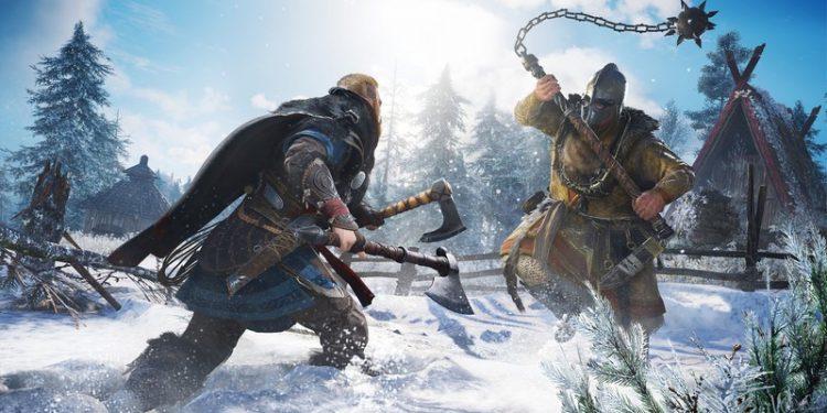 Ubisoft disponibiliza a primeira atualização de Assassin's Creed Valhalla