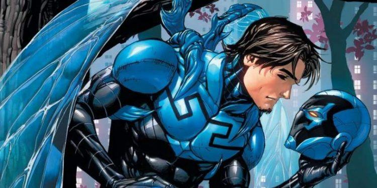 Besouro Azul   Angel Manuel Soto vai dirigir filme do herói da DC