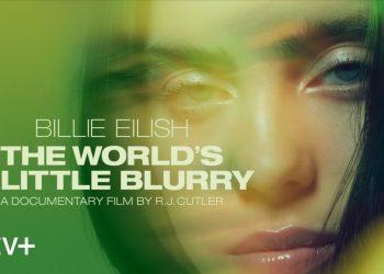 Documentário sobre Billie Eilish chega neste mês aos cinemas