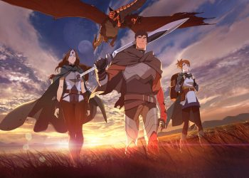 Dota: Dragon's Blood   Anime inspirado no game Dota 2 ganha teaser