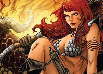 Filme sobre a Red Sonja terá roteirista da animação de Tomb Raider