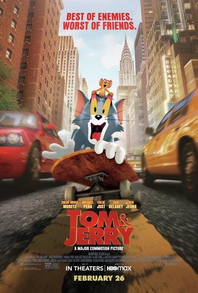 Tom & Jerry: O Filme [Crítica]