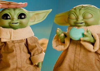 Baby Yoda da Hasbro