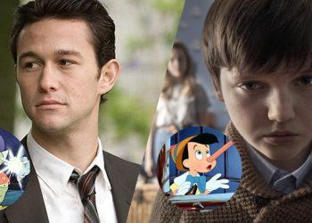 Elenco de Pinoquio da Disney