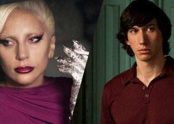 House of Gucci com Lady Gaga e Adam Driver