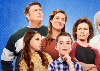 Young Sheldon é renovada por mais três temporadas