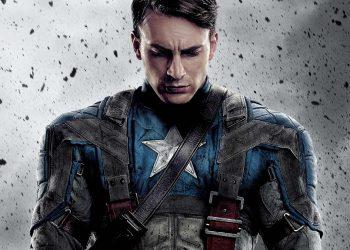 Capitão América Chris Evans