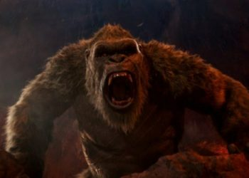 Godzilla vs. Kong   Não existe espaço para dois titãs em novo trailer do filme