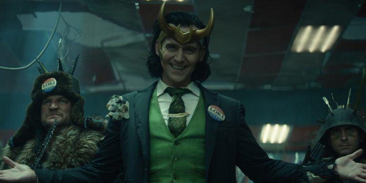 Loki série do Disney+