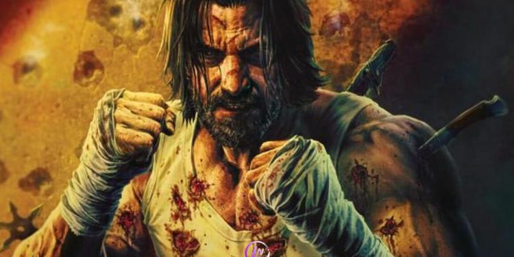 BRZRKR   HQ de Keanu Reeves vai ganhar filme e anime na Netflix