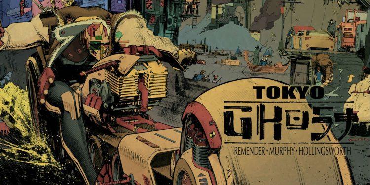 Tokyo Ghost vai ganhar adaptação dirigida por Cary Fukunaga