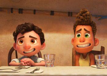 Luca | Animação da Pixar será lançado exclusivamente no Disney+