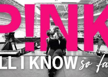 Documentário P!NK: All I Know So Far estreia em maio no Prime Video
