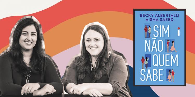 Ler é Bom, Vai! Sim, Não, Quem Sabe, de Becky Albertalli e Aisha Saeed