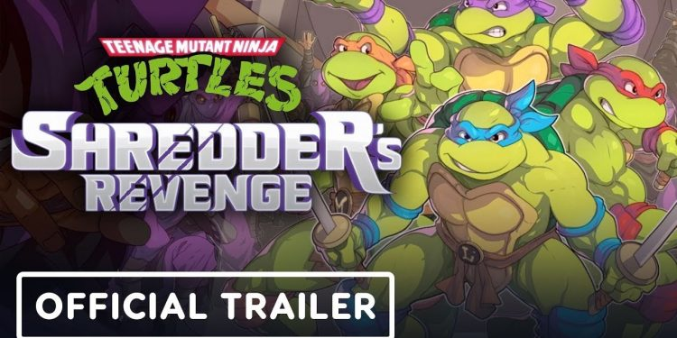 Tartarugas Ninja | Novo game é anuncia inspirado no clássico Turtles in Time