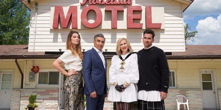 Motel Rosebud de Schitt's Creek está a venda por US$1.6 milhões