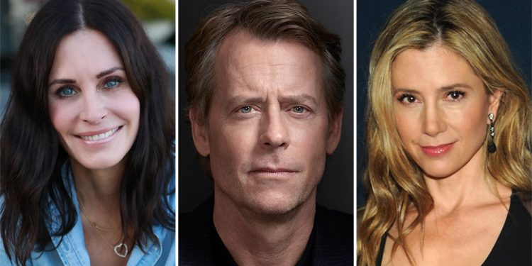 Courteney Cox Greg Kinnear Mira Sorvino em série de horror do Starz Shining Vale