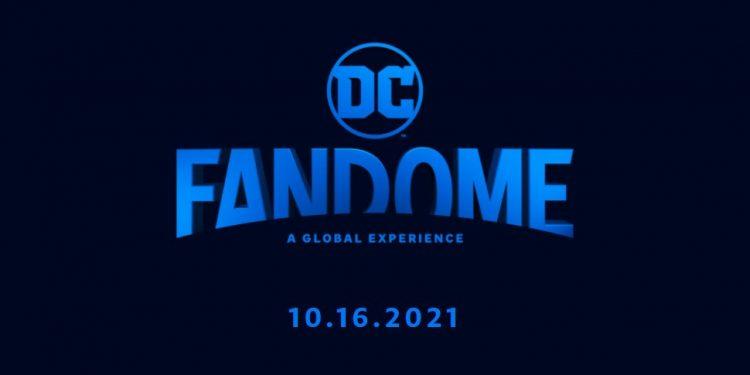 DC FanDome segunda edição