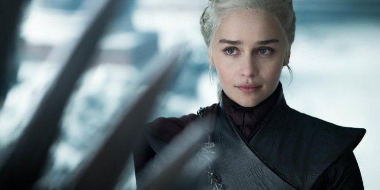 Emilia Clarke em Invasão Secreta