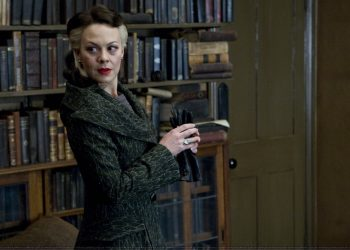 Helen McCrory de Harry Potter