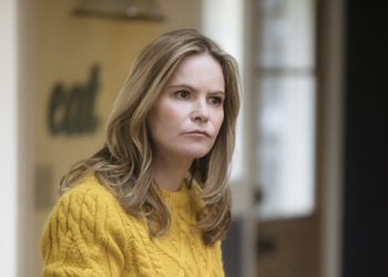 Hunters Jennifer Jason Leigh Atypical
