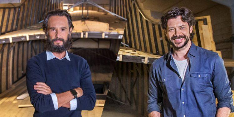 Rodrigo Santoro e Alvaro Morte em série do Prime Video