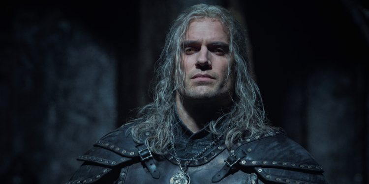 The Witcher poltrona
