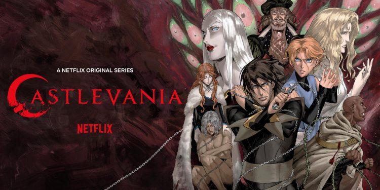 Castlevania da Netflix