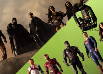 Liga da Justiça | Confira os bastidores do Snyder Cut
