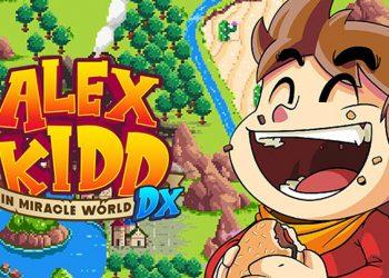 Alex Kidd in Miracle World DX ganha trailer e data de lançamento