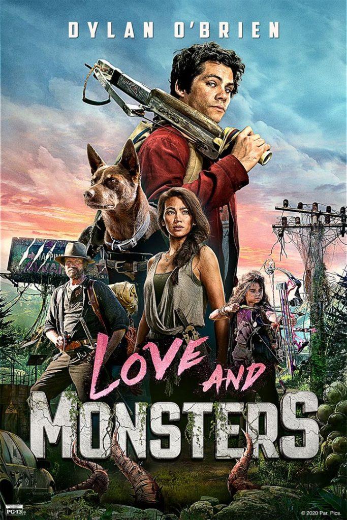 Amor e Monstros   Crítica