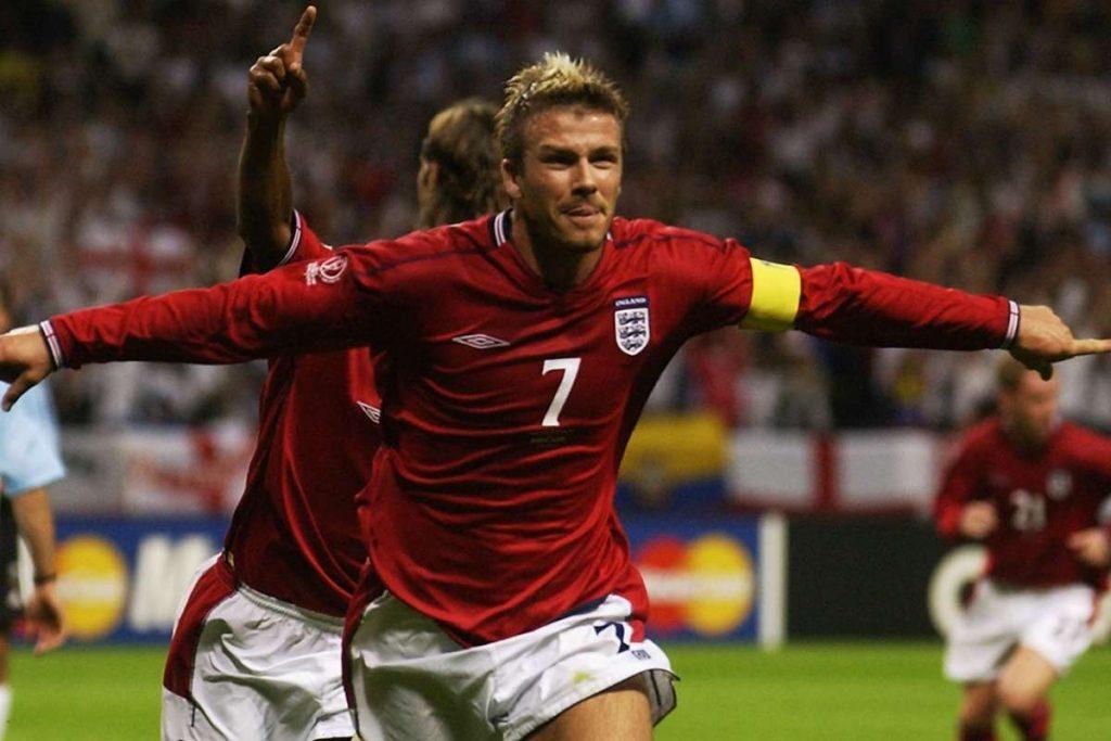 Jogadores que fizeram História na Seleção de Futebol da Inglaterra