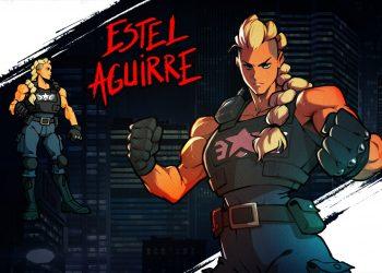 Streets of Rage 4 ganhará DLC com três novos personagens jogáveis