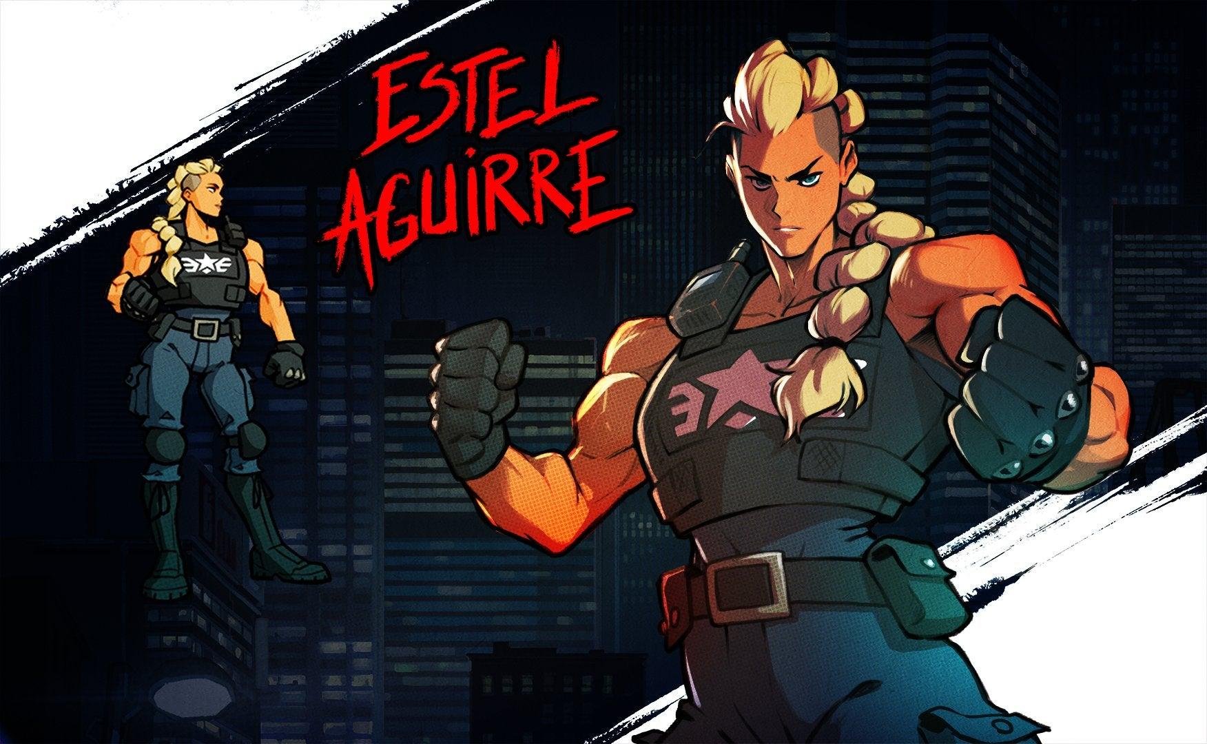 Streets of Rage 4 - Estel Aguirre