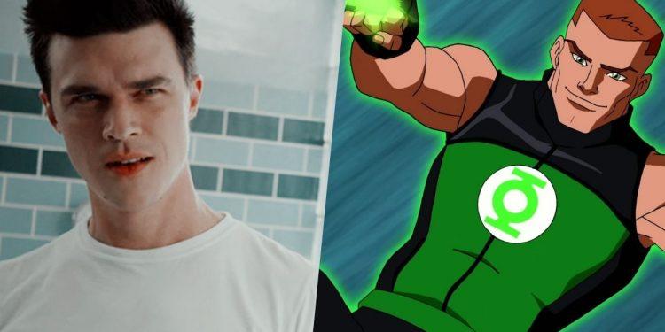Finn Wittrock será Guy Gardner na série do Lanterna Verde no HBO Max