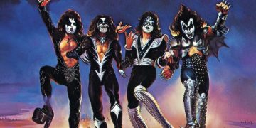 Netflix está negociando para lançar a cinebiografia da banda KISS