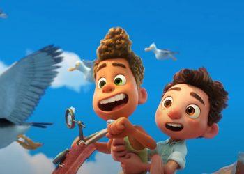 Luca, nova animação da Pixar, ganha trailer focado nos personagens