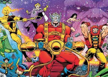 Warner Bros. cancela os filmes The Trench e Novos Deuses