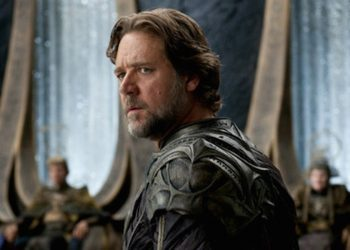 Russell Crowe confirma papel de Zeus em Thor: Love and Thunder