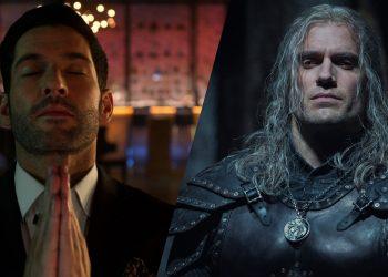 Lucifer e The Witcher da Netflix