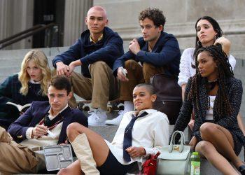 Gossip Girl do HBO MAx
