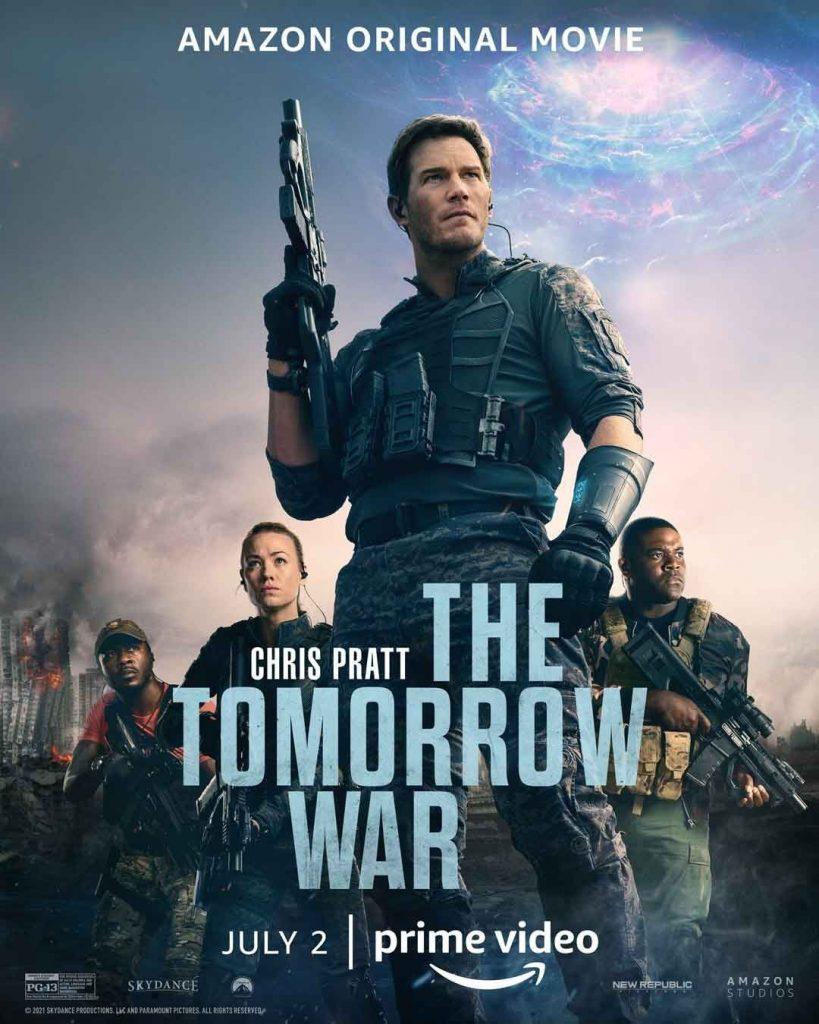 A Guerra do Amanhã   Crítica  