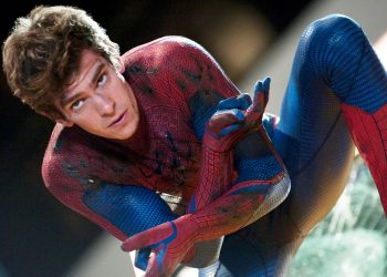 Andrew Garfield Homem-Aranha