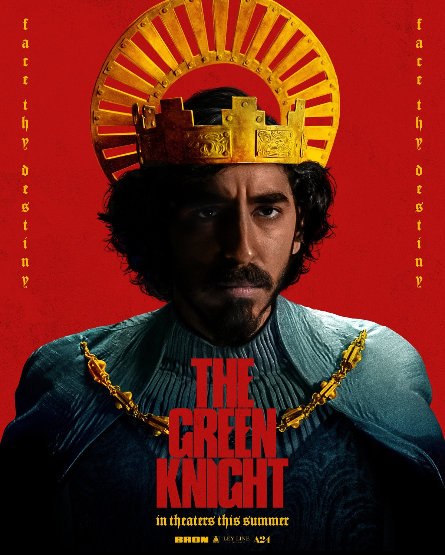 The Green Knight I Fantasia estrelada por Dev Patel ganha trailer
