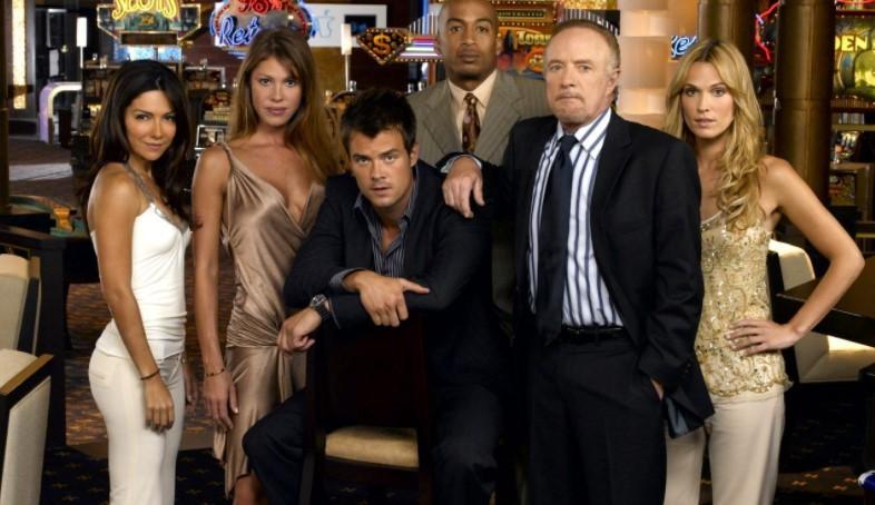Série Las Vegas sobre Cassino
